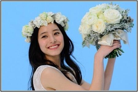 新木優子が「可愛すぎる」「笑顔がかわいい」と話題!顎がキレッキレ