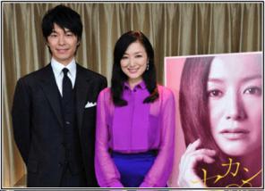 長谷川博己の熱愛彼女 鈴木京香とは結婚か破局か同棲解消なのかどっちやねん!