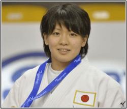 柔道 田代未来の私服や笑顔がかわいいしメダル確定か!カップは?