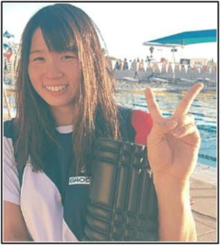 リオ競泳 寺村美穂がかわいいし姉も性格良し!カップ数やメダルは?