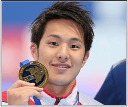 瀬戸大也 リオで金メダルは少女時代のおかげか!筋肉美と彼女候補