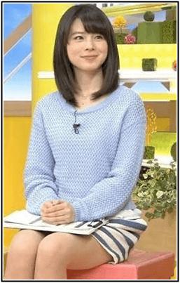 NEWS23 皆川玲奈の太ももちら画像!カップ数や雨宮加入で降板?