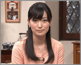 WBSキャスター 大江麻理子のかわいい天然画像!旦那と離婚の噂