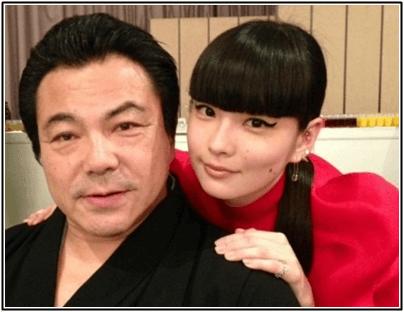 火曜サプライズで秋元梢が父・千代の富士や姉、親を語る?画像