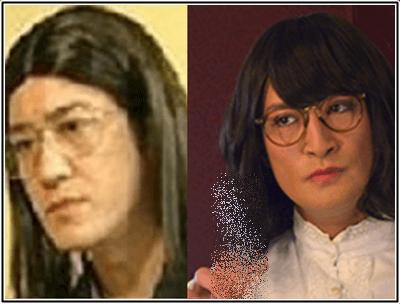 松岡昌宏 ミタゾノの演技評価がヤバイ!ココリコ田中に似すぎw画像