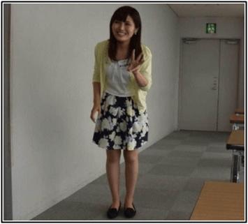 鈴木恵理香アナ 頭良いしかわいい!岡副麻希とは仲良し!美脚画像