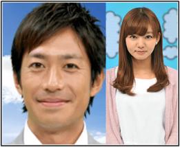 にわみきほ 田中毅アナと結婚!Zip卒業はやはり熱愛発覚のためだった