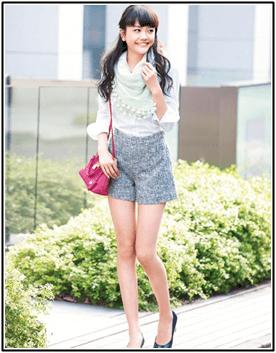 松井愛莉 笑顔がかわいいし美脚すぎワロタwカップも気になるw画像